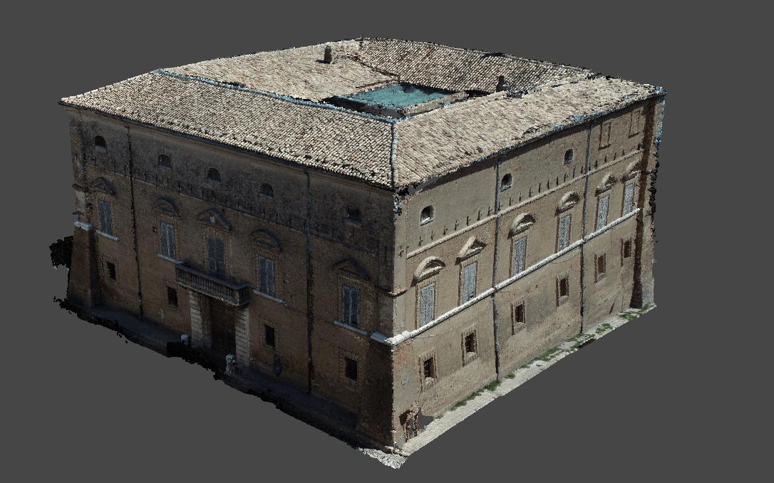 Palazzo Tanasso  vista 1