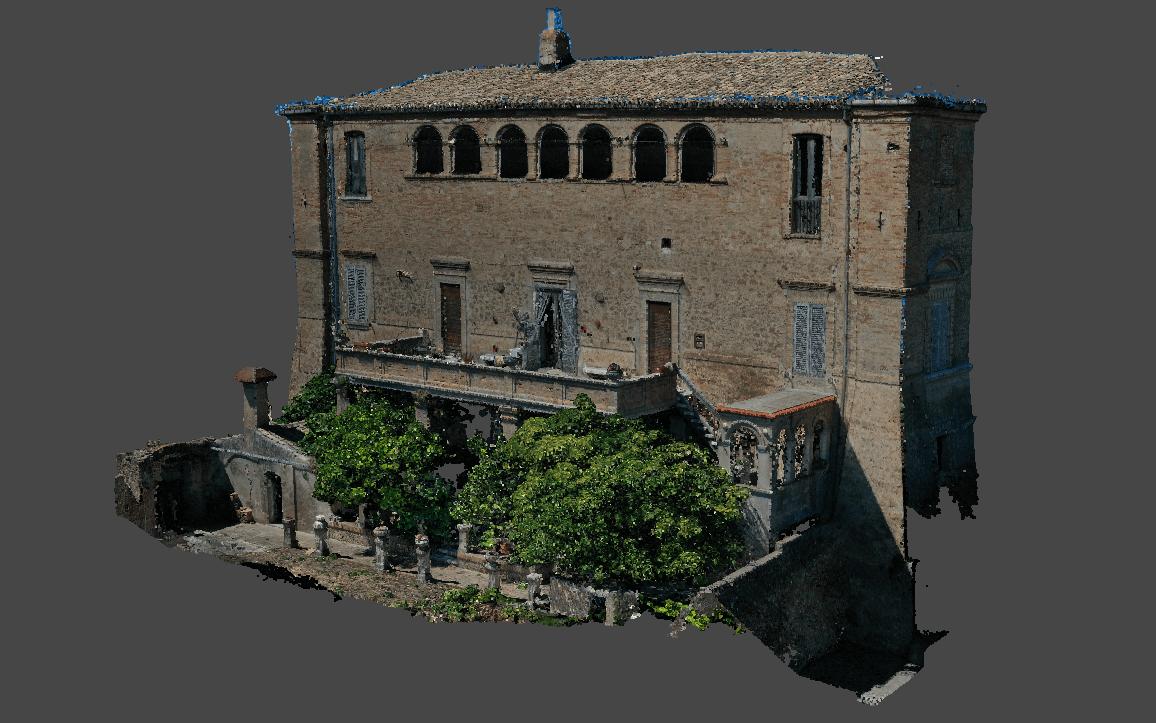 Palazzo Tanasso  vista 2
