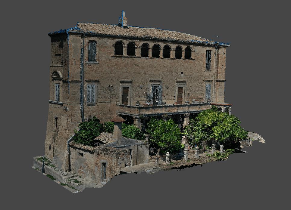 Palazzo Tanasso  vista 3