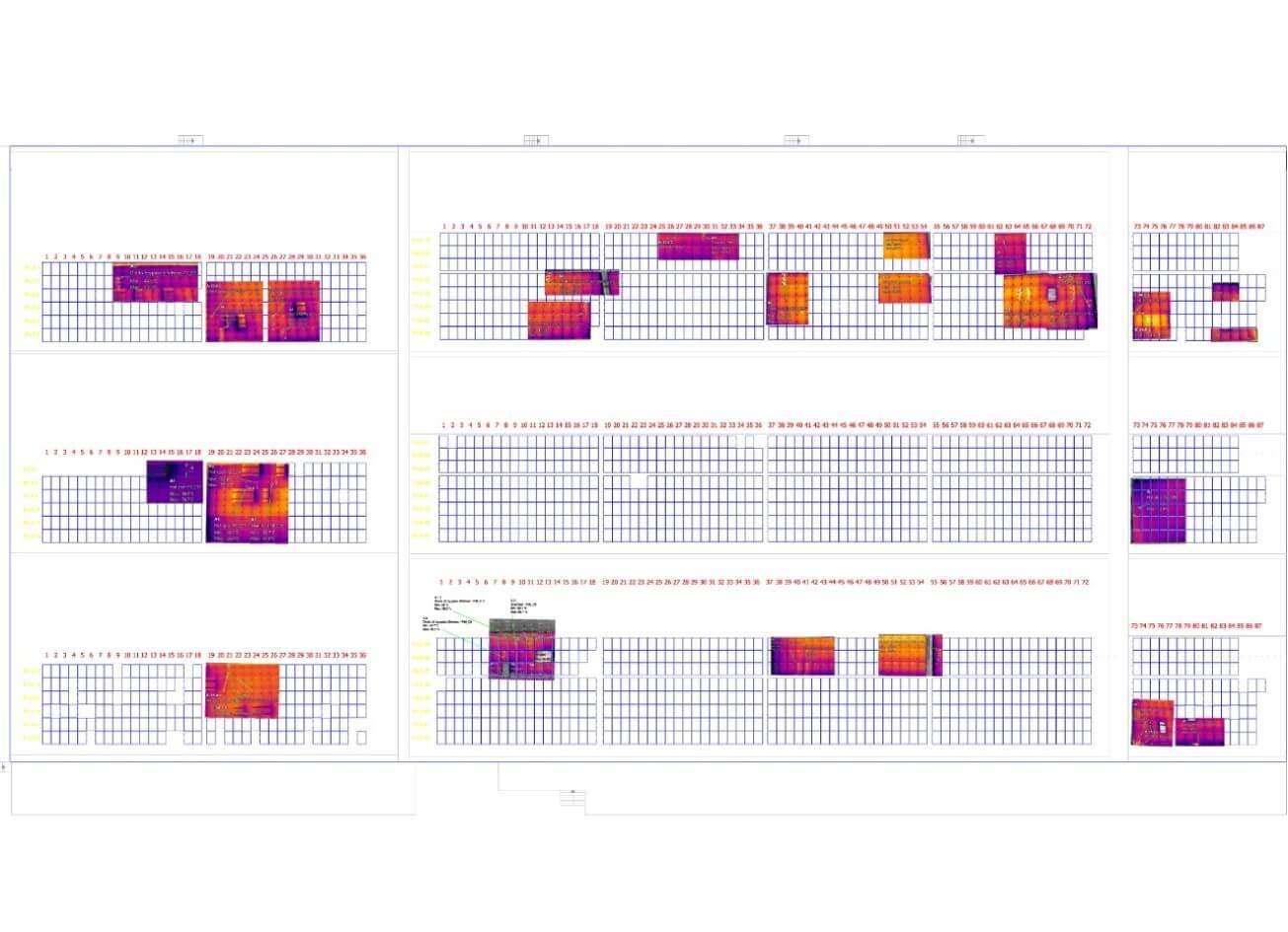 Ispezione termografica - restituzione risultati
