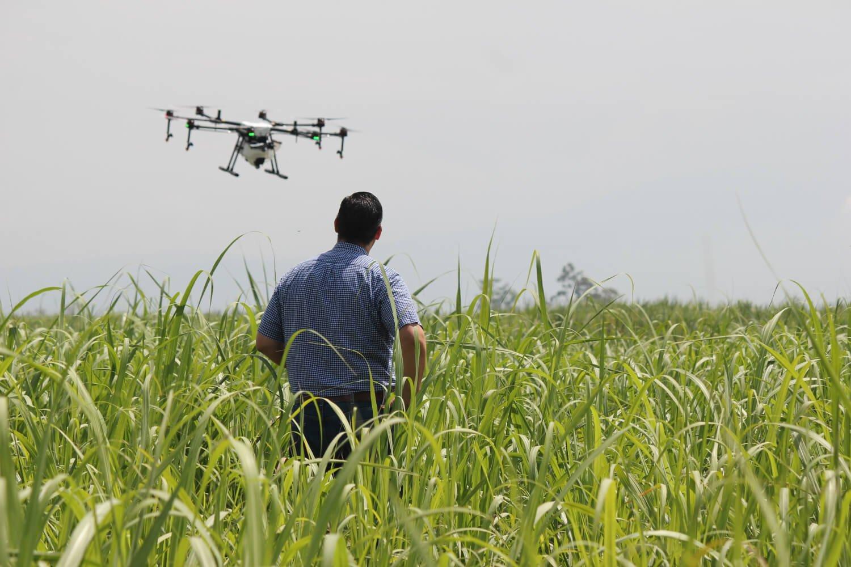 agricoltura di precisione drone