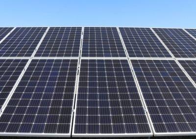 Termografia con drone su impianti fotovoltaici