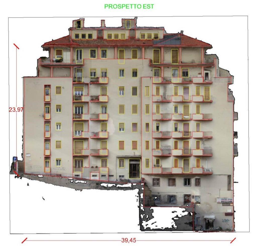 PROSPETTO EST - Condominio Giacomo Leopardi (AP)